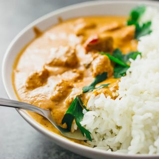 The best chicken tikka masala recipe and my favorite Indian dish
