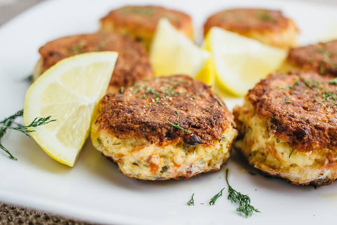Carbs In Crab Cakes