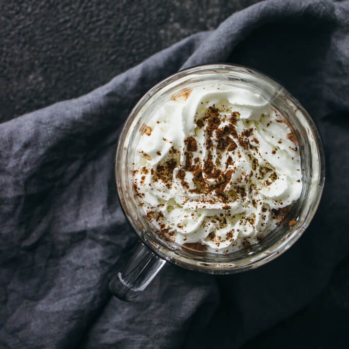 Icelandic hot chocolate