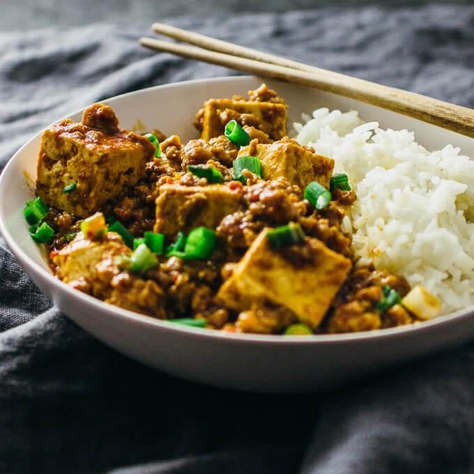 Best authentic mapo tofu