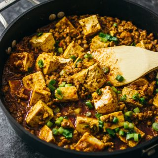 Best authentic mapo tofu