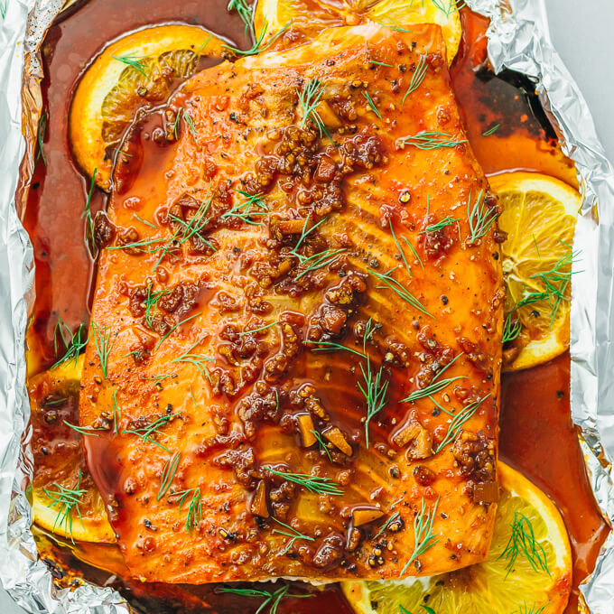 Learn how to cook salmon in the oven perfectly every time using this easy foolproof recipe.