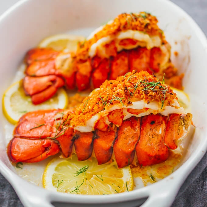How to cook lobster tails perfectly each time - savory tooth