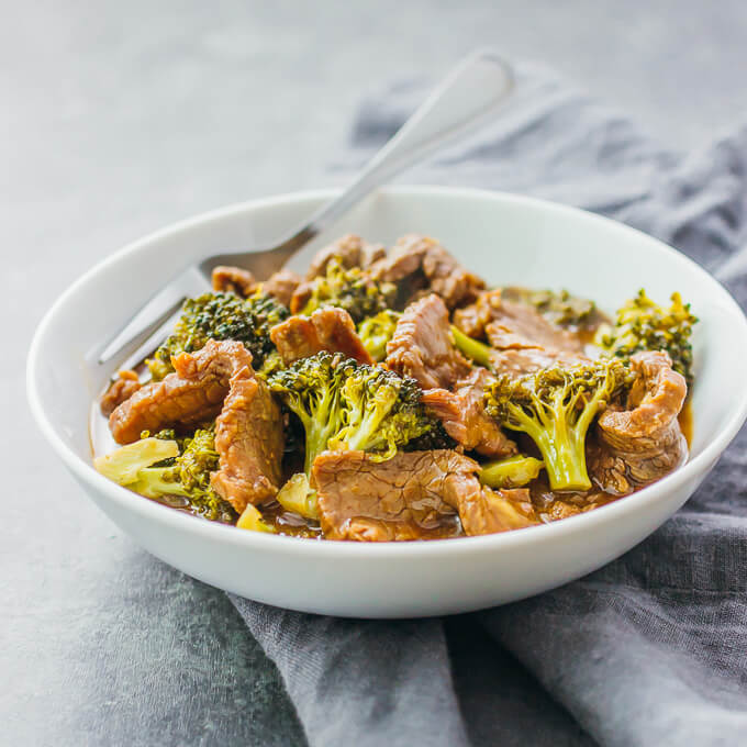 Slow Cooker Beef And Broccoli Savory Tooth