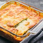 Zucchini Lasagna With Ground Beef