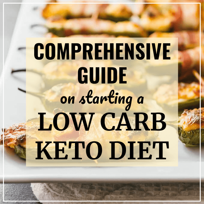 How To Start A Keto Diet (Guide For Beginners) - Savory Tooth