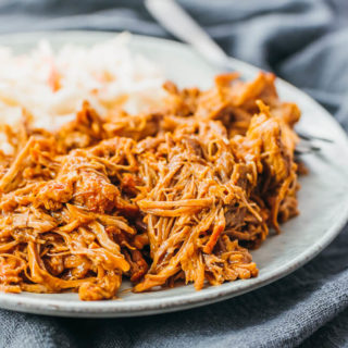 Instant Pot Pulled Pork