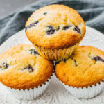 Blueberry Keto Muffins