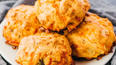 Almond Flour Biscuits (Keto, Low Carb)